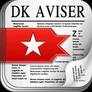 Danmark Aviser icon