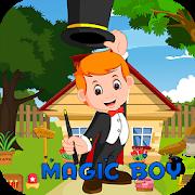 Best Escape Game 409 - Magic Boy Rescue Game icon