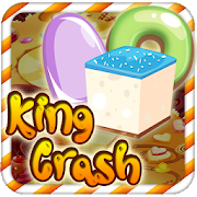 king Crash icon