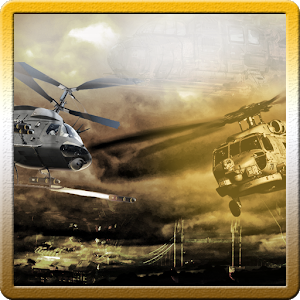Island Defender Helicopter icon