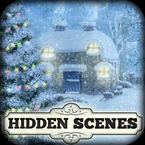 Hidden Scenes - Winter Wonder icon