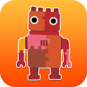 Robot match icon