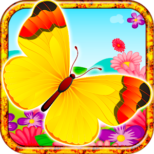 Butterfly Mania Match 3 Deluxe icon
