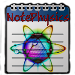 Note Physics icon