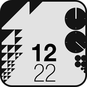 Bauhaus Clock icon