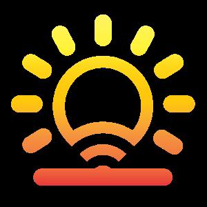 Sunrise Alarm with LIFX icon