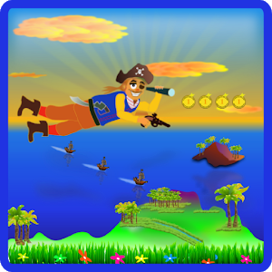 Flying Pirate icon