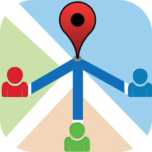 MapMyMeet - Mapped Invitation icon