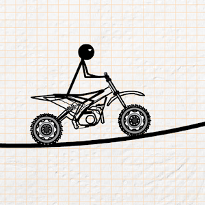 Stick Bike Fun Ride icon