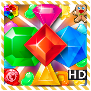 Jewel Frenzy Crush : Match-3 icon