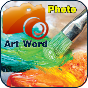 Word Art Images New Year Card icon