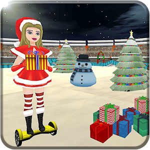Hover-board Christmas Gifts icon