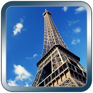 Paris Live Wallpaper icon