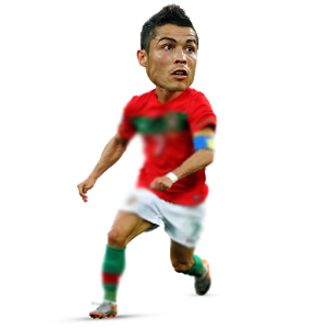 Ronaldo LiveWallpaper icon
