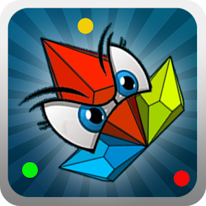 Falling Angry Balls icon