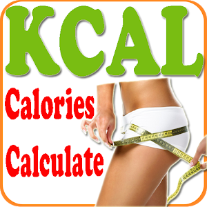 Calorie Counter Fat Weight 2018 icon