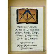 Masonic Secrets: Modes of Recognition icon