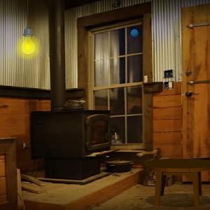 Abondoned Wood Cottage Escape icon