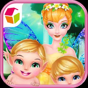 Flower Fairy's Newborn Baby icon
