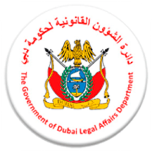 Dubai Legal Affairs icon
