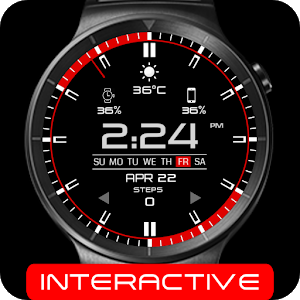 Glance Watch Face icon