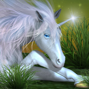 live unicorn wallpapers icon