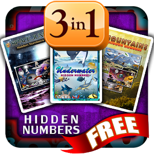 Hidden Numbers Combo Pack icon