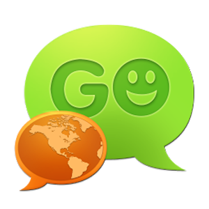 Blue Go SMS PRO icon