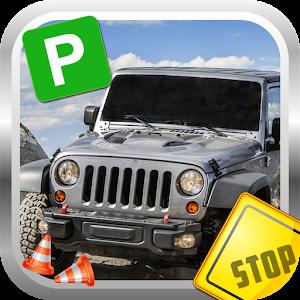 Jeep Parking Simulator 3D Free icon