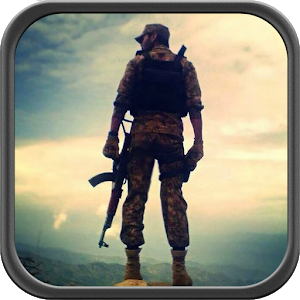 Call Of Forces Commando Games icon