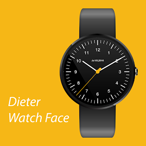 Dieter Watch Face icon