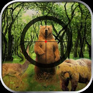 Jungle Animal Quest: 3D Hunter icon