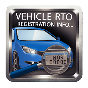 Indian RTO Registration Info icon