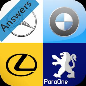 Logo Quiz Cars Answers icon