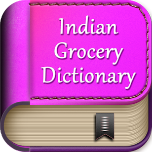 Indian Grocery Dictionary icon
