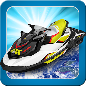 Jet Boat Road icon
