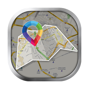 Snap and Map : Selfie icon
