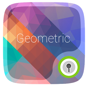 (FREE) Geometric GO Locker icon