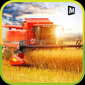 Farming Harvester Season 2016 icon