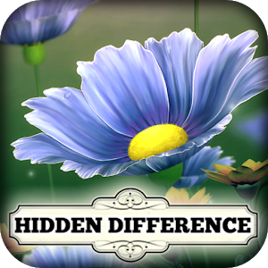 Spot the Difference: Flowers icon