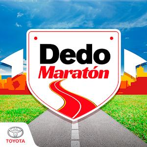 Dedo Maratón Toyota icon