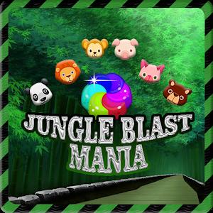 Jungle Blast Mania icon