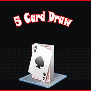 5 Card Draw - Free icon