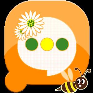 Easy SMS Honey Daisy theme icon