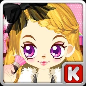 Judy's Beauty Makeup-Dress Up icon