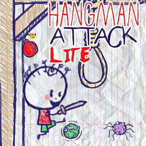 Hangman Attack Lite icon