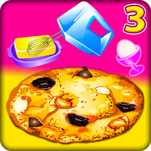 Bake Cookies 3 - Cooking Games icon