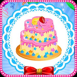 Party Cake Decoration icon