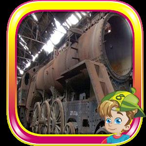 Escape From Train Graveyard icon