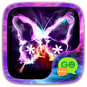 (FREE) GOSMS S BUTTERFLY THEME icon